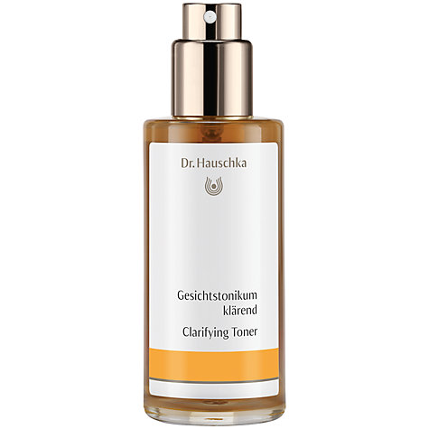 Buy Dr Hauschka Clarifying Toner, 100ml Online at johnlewis.com