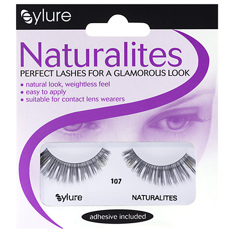 Buy Eylure Naturalites Glamour False Eyelashes Online at johnlewis.com
