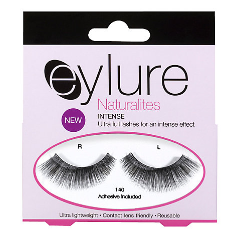 Buy Eylure Naturalites Intense Full False Eyelashes Online at johnlewis.com