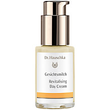 Buy Dr Hauschka Moisturising Day Cream, 30ml Online at johnlewis.com