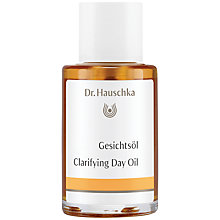 Buy Dr Hauschka Clarifying Day Oil, 30ml Online at johnlewis.com