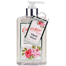 Buy Cath Kidston Rose Hand Wash, 300ml Online at johnlewis.com
