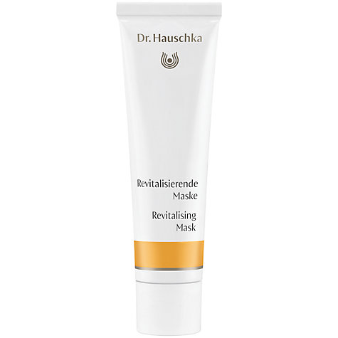 Buy Dr Hauschka Revitalising Mask, 30ml Online at johnlewis.com