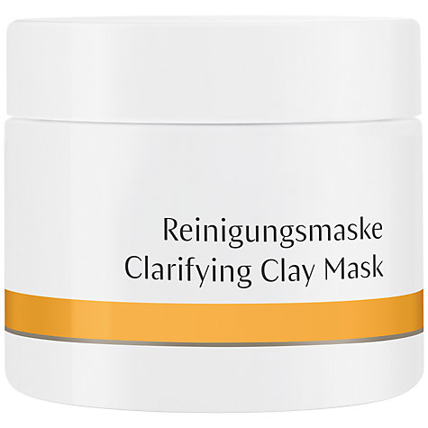 Buy Dr Hauschka Cleansing Clay Mask, 90g Online at johnlewis.com