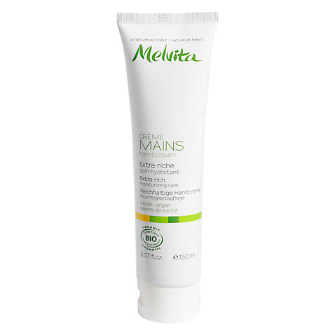 Buy Melvita Extra-Rich Hand Cream, 150ml Online at johnlewis.com