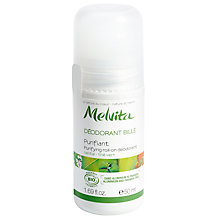Buy Melvita Purifying Roll-On Deodorant, 50ml Online at johnlewis.com