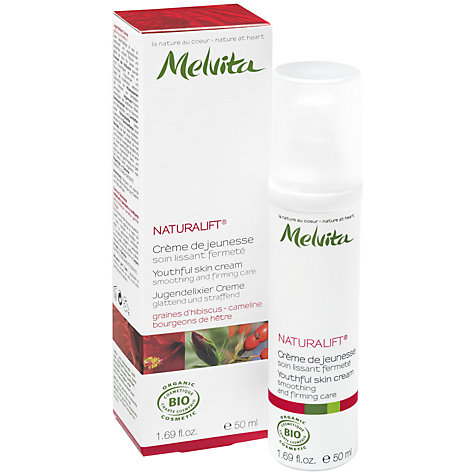 Buy Melvita Naturalift Anti-Ageing Cream, 50ml Online at johnlewis.com