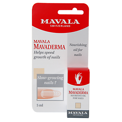 shop for MAVALA Mavaderma Nutritive Oil for Nails, 5ml at Shopo