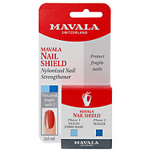 Buy MAVALA Nail Shield, 2 x 5ml Online at johnlewis.com