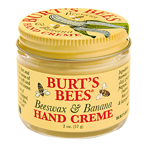 Buy Burt's Bees Beeswax & Banana Hand Creme, 57g Online at johnlewis.com