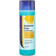 Buy Elegant Touch Acetone-Free Nail Polish Remover, 200ml Online at johnlewis.com