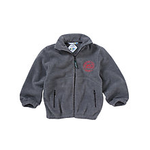 Buy Halterworth Primary School Unisex Fleece, Grey Online at johnlewis.com