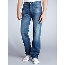 Buy Levi's 501 Standard Straight Leg Jeans Online at johnlewis.com
