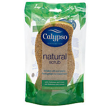 Buy Calypso Natural Scrub Body Sponge Online at johnlewis.com