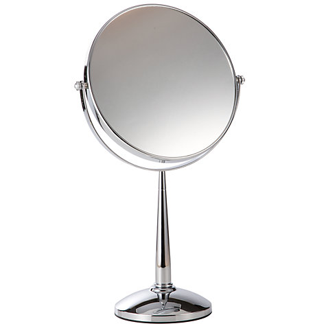 Buy John Lewis Large Round Mirror, 25cm Online at johnlewis.com