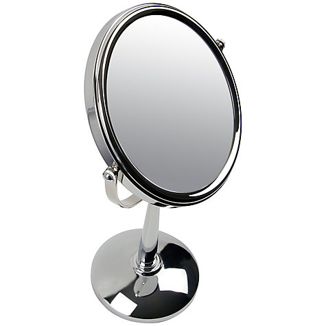 Buy John Lewis Fluted Stem Mirror, 19cm Online at johnlewis.com