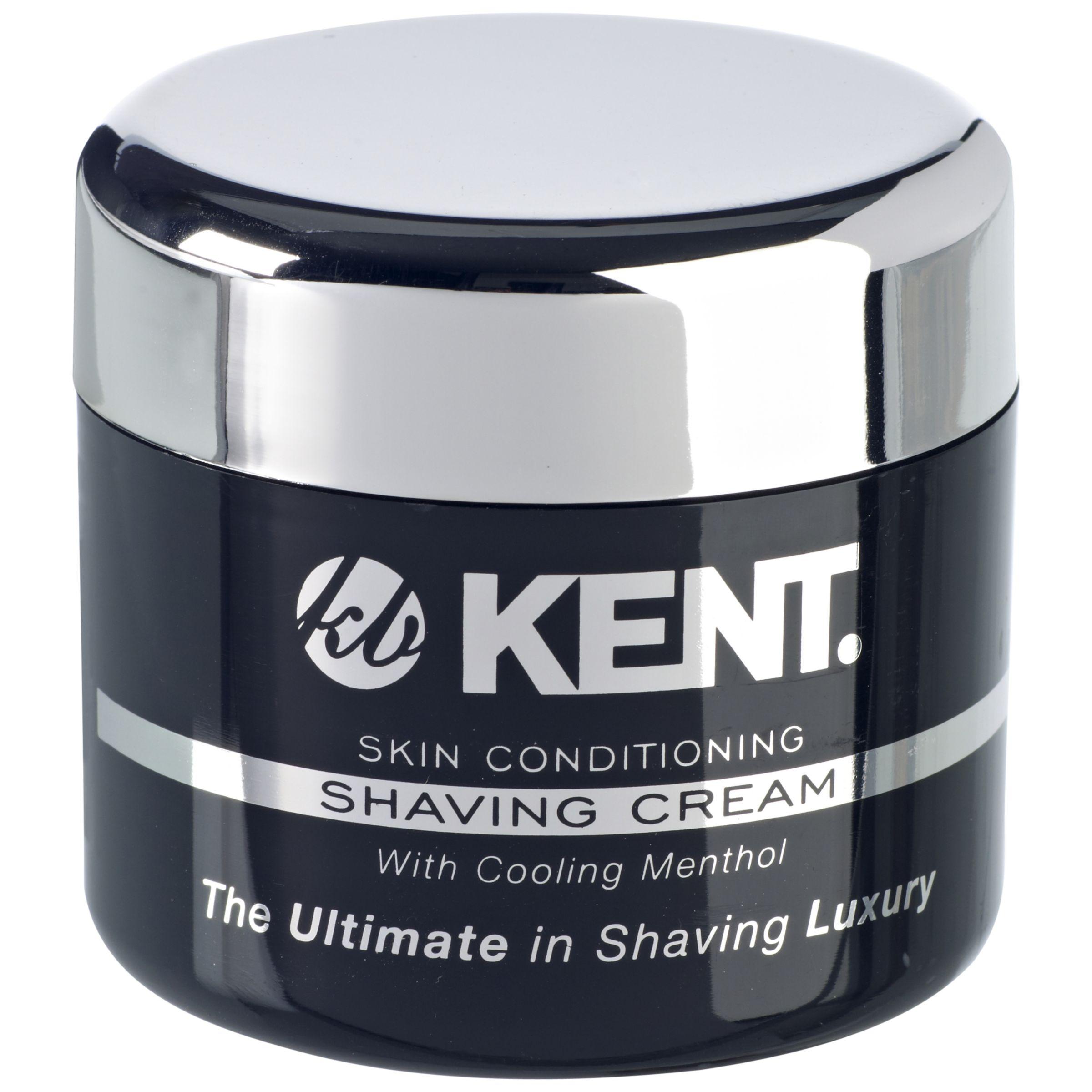 Kent Kent SCT2 Men's Shaving Cream Tub, 125ml