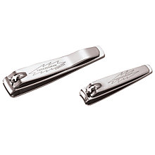 Buy Tweezerman Men's Deluxe Nail Clipper Set Online at johnlewis.com