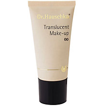 Buy Dr Hauschka Translucent Make-Up Online at johnlewis.com