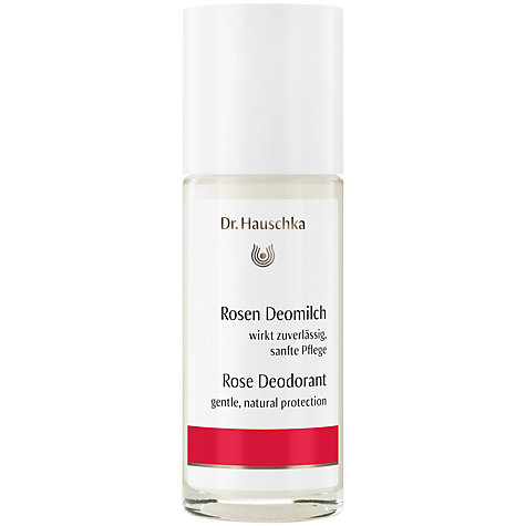Buy Dr Hauschka Deodorant Floral Roll-On 50ml Online at johnlewis.com