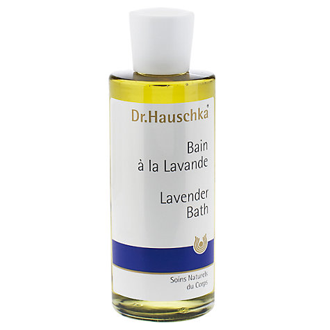 Buy Dr Hauschka Lavender Bath, 150ml Online at johnlewis.com