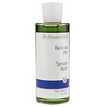 Buy Dr Hauschka Spruce Bath, 150ml Online at johnlewis.com
