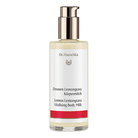 Buy Dr Hauschka Lemon Body Moisturiser, 145ml Online at johnlewis.com