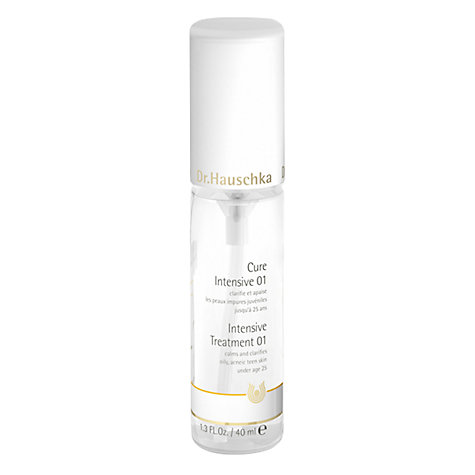 Buy Dr Hauschka Intensive Treatment 01, 40ml Online at johnlewis.com