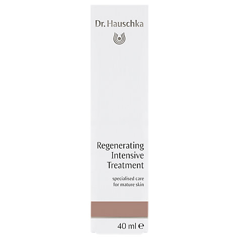 Buy Dr Hauschka Regeneration Intensive Treatment 04, 40ml Online at johnlewis.com
