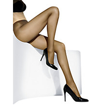 Buy Wolford Perfectly 30 Denier Tights, Caramel Online at johnlewis.com