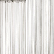 Buy John Lewis String Curtain Panel Online at johnlewis.com