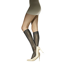 Buy Wolford Satin Touch 20 Denier Knee Highs Online at johnlewis.com