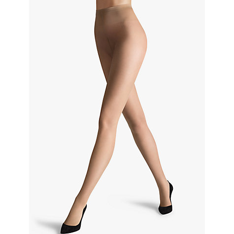 Buy Wolford Individual 10 Denier Tights Online at johnlewis.com