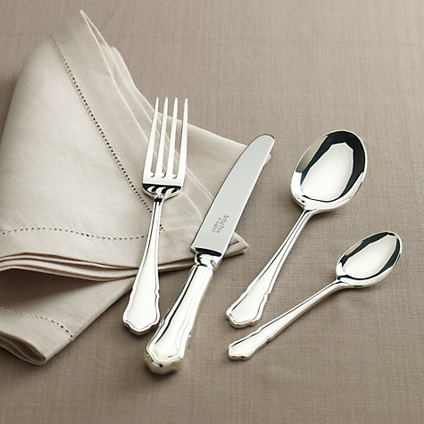 Buy Arthur Price Dubarry Silver Plated Dessert Knife Online at johnlewis.com