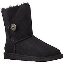Buy UGG B Button Short Boots Online at johnlewis.com