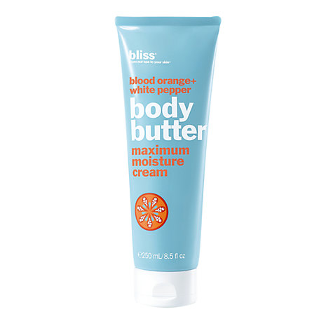 Buy Bliss Blood Orange And White Pepper Body Butter, 200ml Online at johnlewis.com