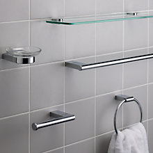 Buy John Lewis Opus Bathroom Fitting Range Online at johnlewis.com