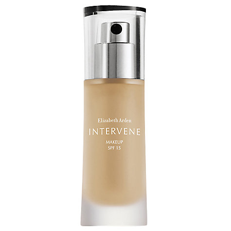 Buy Elizabeth Arden Intervene Foundation SPF15, 30ml Online at johnlewis.com