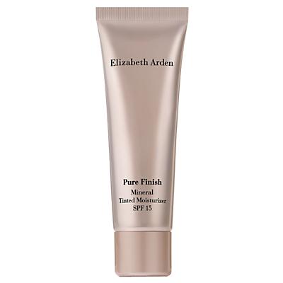 shop for Elizabeth Arden Pure Finish Mineral Tinted Moisturiser SPF15, 50ml at Shopo