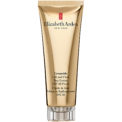 shop for Elizabeth Arden Ceramide Plump Perfect Ultra Lift and Firm Moisture Lotion SPF 30, 50ml at Shopo