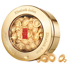 Buy Elizabeth Arden Ceramide Gold Ultra Lift and Strengthening Eye Capsules, Total 60 capsules with Holiday Gift Set Online at johnlewis.com