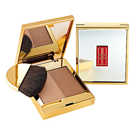Buy Elizabeth Arden Color Intrigue Bronzing Powder Duo Online at johnlewis.com