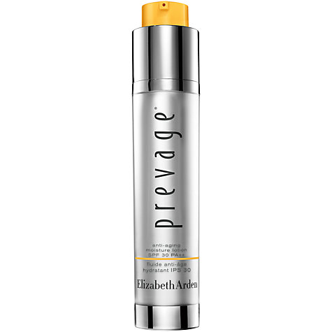 Buy Elizabeth Arden Prevage® Day Ultra Protection Anti-Aging Moisturiser SPF 30, 50ml Online at johnlewis.com