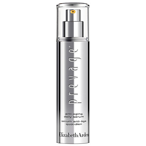 Buy Elizabeth Arden Prevage® Anti-Aging Daily Serum, 50ml Online at johnlewis.com