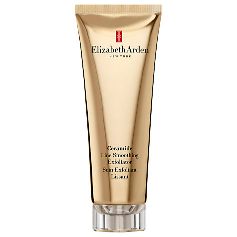Buy Elizabeth Arden Ceramide Plump Perfect Gentle Line Smoothing Exfoliator, 100ml Online at johnlewis.com