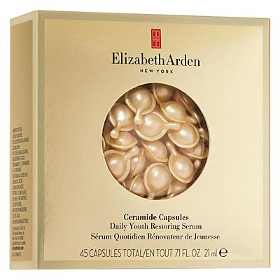 shop for Elizabeth Arden Ceramide Gold Ultra Restorative Capsules Refill, x 45 at Shopo