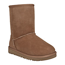 Buy UGG Classic Short Sheepskin Boots Online at johnlewis.com