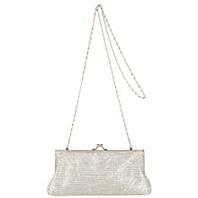 Buy John Lewis 100's & 1000's Bead Frame Evening Clutch Handbag Online at johnlewis.com