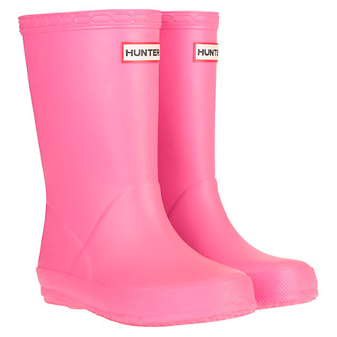 Buy Hunter Kids' First Classic Wellingtons Online at johnlewis.com