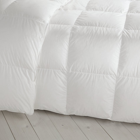 Buy John Lewis Winter Snow Goose Down Duvet, 2.5 Tog Online at johnlewis.com